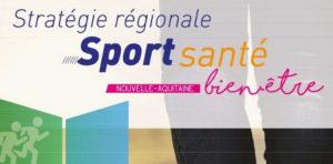 Stratégie régionale Sport Santé Bien-être
