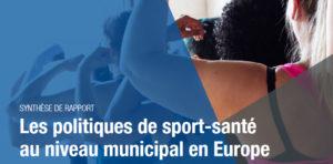 L'ANDES publie une étude de cas dans cinq villes européennes : un plaidoyer pour le sport santé